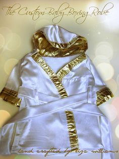 1000 Images About Boxing Robe On Pinterest Robes