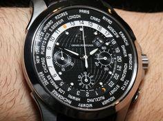 Business World Time Chronograph: Girard-Perregaux ww.tc Chronograph