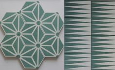 Terrific Tiles: Popham Design | The English Room