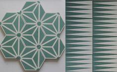 Terrific Tiles: Popham Design | The English Room