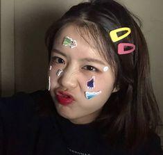 Ulzzang Korean Girl, Cute Korean Girl, Asian Girl, Aesthetic People, Aesthetic Girl, Uzzlang Girl, Grunge Girl, Beautiful Girl Image, Girls World