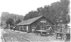 Jenkins, Ky when my grandfather was engineer of the train there. 1913