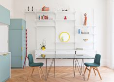 Nimtim modernises Victorian terrace to create pied-a-terre