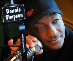 Donnie Simpson is a longtime American radio DJ as well as a television and movie personality.