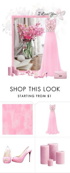 """Untitled #888"" by bookreader17 ❤ liked on Polyvore featuring Designers Guild, Christian Louboutin, Pier 1 Imports and Dorothy Perkins"