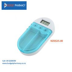 This Medicine Box Timer PBT 01 is a product reminds you to take medicines in time.Buy Products Online @ http://www.budgetpharmacy.co.nz/medicine-box-timer-pbt-01