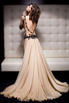 Some elegant dresses from Rochii de seara