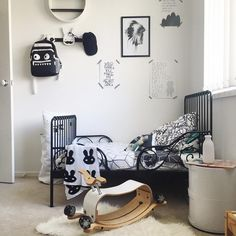 White Kids Room, Kids Room Design, Kids Decor, Home Decor, Kid Spaces, Kids Rooms, Girls Bedroom, Room Inspiration, Baby Room