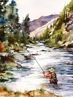 fly-fishing-in-the-mountains-beth-kantor