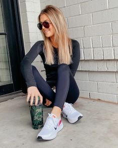 Gym Wear, Athletic Wear, Cute Outfits, Bangles, Lazy Days, My Style, How To Wear, Hair, Lounge