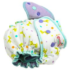 Gumdrop Giraffe Cloth Diaper!!! I really like this one may have to try Goodmamas :)))