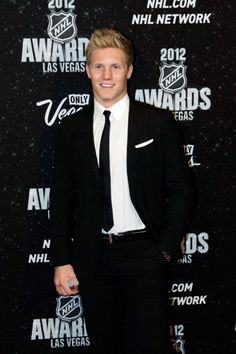 Gabriel Landeskog: The Top 10 Best-Dressed N.H.L. Players | Vanity Fair