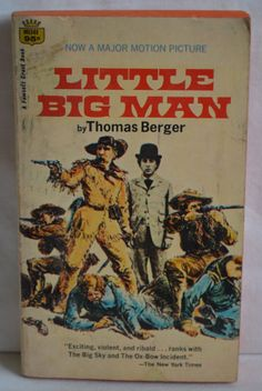 Little Big Man by Thomas Berger Motion Picture by FloridaFinders, $3.00