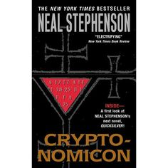 Cryptonomicon zooms all over the world, careening conspiratorially back and forth between two time periods--World War II and the present....