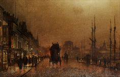 JOHN ATKINSON GRIMSHAW 1836-1893