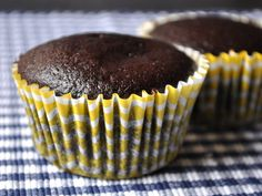 These easy vegan muffins pair the tried and true combination of chocolate and coffee.