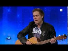 Ingvar Olsen    Blue Darling    Idol Norge FULL Audition 2014