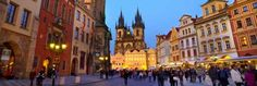 Check out some of the most unusual and exciting things to do in the Czech capital!
