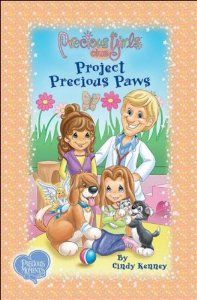 Project Precious Paws: Book Three Soft Cover (Precious Girls Club) by Cindy Kenney. $0.34. Publication: October 1, 2009. Series - Precious Girls Club (Book 3). Author: Cindy Kenney. Publisher: Precious Moments, Inc. (October 1, 2009)