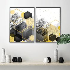 Texture Painting On Canvas, Acrylic Painting Canvas, World Map Art, Grey And Gold, Geometric Art, Abstract Print, Printable Wall Art, Modern Design, Etsy