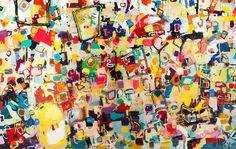 """""""The Banshee""""  96"""" x 60""""  - Artist Tyler Tilley  www.tylertilley.com  Instagram: www.instagram.com/tylertilleygf  Twitter: www.twitter.com/tylertilley  #TylerTilleyart #TilleyArt #Toronto #Artist #Art#Spanish #Barcelona"""