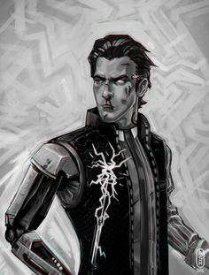 Tales from the Borderlands - Rhys