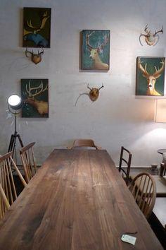 organic modernism table