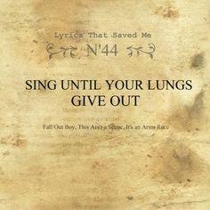 Its amazing lyrics aerosmith