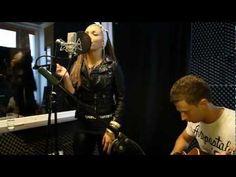 "Martita (Marta Butryn) i Piotr Bogutyn "" One and Only "" sesja live w Redline Studio"