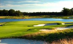 Forest Dunes Golf Course. Michigan