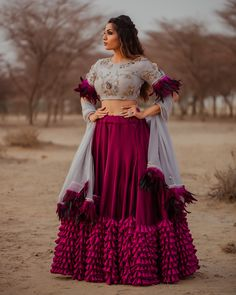 Latest Collection of Lehenga Choli Designs in the gallery. Lehenga Designs from India's Top Online Shopping Sites. Party Wear Indian Dresses, Indian Fashion Dresses, Designer Party Wear Dresses, Indian Gowns Dresses, Party Wear Lehenga, Dress Indian Style, Indian Designer Outfits, Indian Wedding Outfits, Bridal Outfits