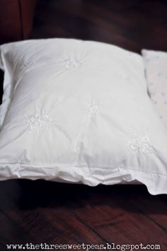Ikea Pillow Hack :)