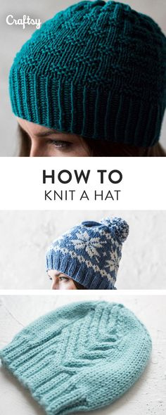 These top tips will make knitting a winter hat a quick and easy weekend project this fall.