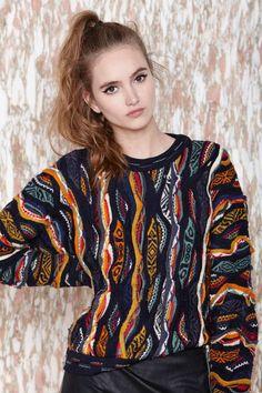 Hypnotize Me Coogi Sweater