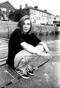 Beth Gibbons of Portishead, London, United Kingdom, 1993.