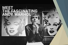 Meet the fascinating Andy Warhol - Lillian Gray - Art School Grey Art, Gray, Silver Wigs, First Art, Andy Warhol, Art School, American Art, Mindset, Pop Art