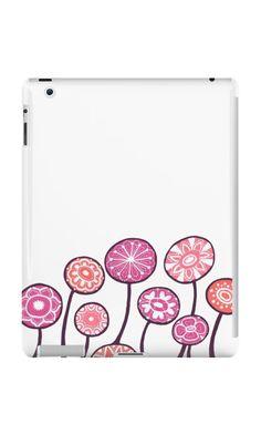 """Candy flowers"" iPad Cases & Skins by ptitsa-tsatsa | Redbubble"