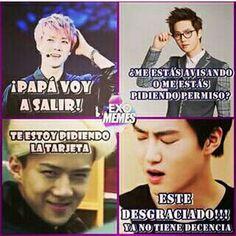 Blackpink Memes, Exo Memes, Bts And Exo, Kpop, Chanbaek, Yoonmin, Fandom, Foto E Video, Chanyeol