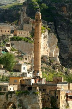 BATMAN - HASANKEYF Scary Places, Places To Visit, Monuments, Beautiful World, Beautiful Places, Turkey Country, Travel Route, Turkey Travel, City Landscape