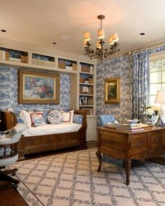 Epic Vintage Home Office Design | Office spaces, Spaces and Office ...