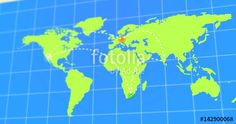 "Download the royalty-free video "" #Animated #Travel and #Business #Trip #Infographic on #Planet #Earth #Map #4k #Rendered Video"" created by artislife at the best price ever on Fotolia.com. Browse our cheap image bank online to find the perfect stock video clip for your marketing projects!"