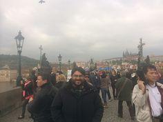 Charles  bridge , Praga