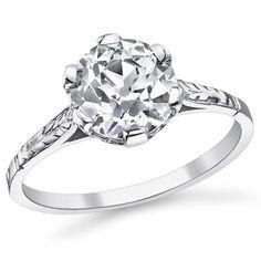 Asha Antique Reproduction Filigree Ring