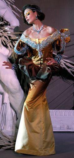 John Galliano. Wow!
