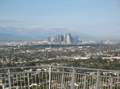 My Journey to Plan A Incredible Socal Wedding on a Budget: Venue #72: Baldwin Hills Scenic Overlook (Culver City)