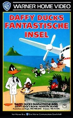 Daffy Duck's Movie: Fantastic Island 1983
