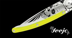 Ready to get a new #tattoo?! Choose your style and #customize your #pocket #knife here: http://my.deejo.fr/ #Deejo