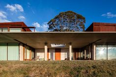 Invisible House by Peter Stutchbury | Yellowtrace - Yellowtrace