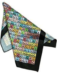 Periodic Table of Elements Chemistry Scarf, Element Chemistry, Chemistry Gifts, Lps Accessories, Navy Blue Scarf, Echo Scarves, Head Wrap Scarf, Chiffon Scarf, Shawls And Wraps, Scarf Styles