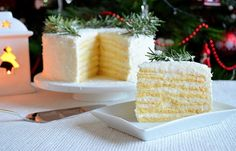 VK is the largest European social network with more than 100 million active users. Russian Cakes, Russian Desserts, Coconut Delight Recipe, Sweet Recipes, Cake Recipes, Napoleon Cake, White Cakes, Chocolate Decorations, Baking Flour